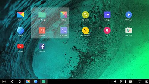 RemixOS Desktop