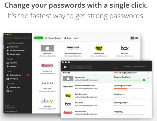 Dashlane Password Manager on steroids! | Welcome to Surface